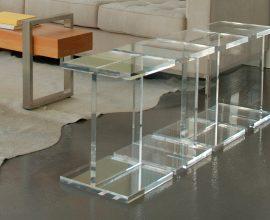 Мебель из оргстекла